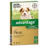 Капли для щенков Advantage