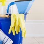 Уборка жилища перед обработкой инсектицидом