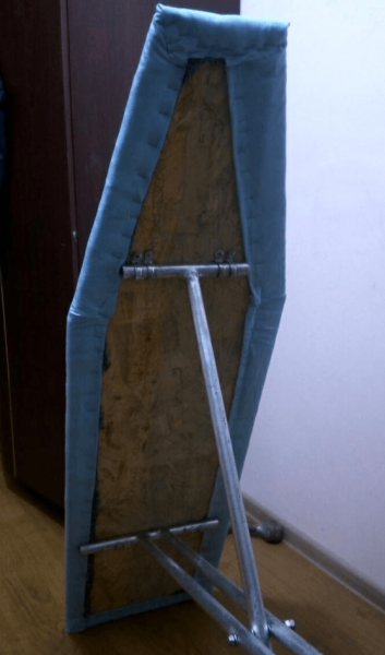 Крепление ножек к столешнице