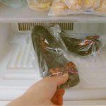 Туфли в морозильной камере