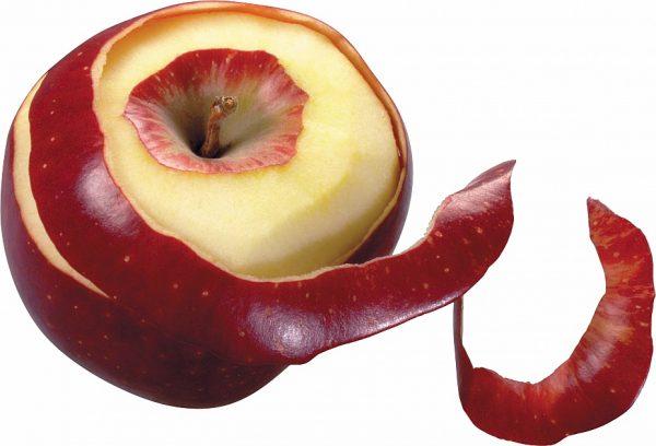 Яблочная кожура