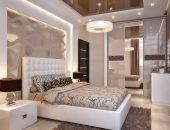 красивая чистая спальня