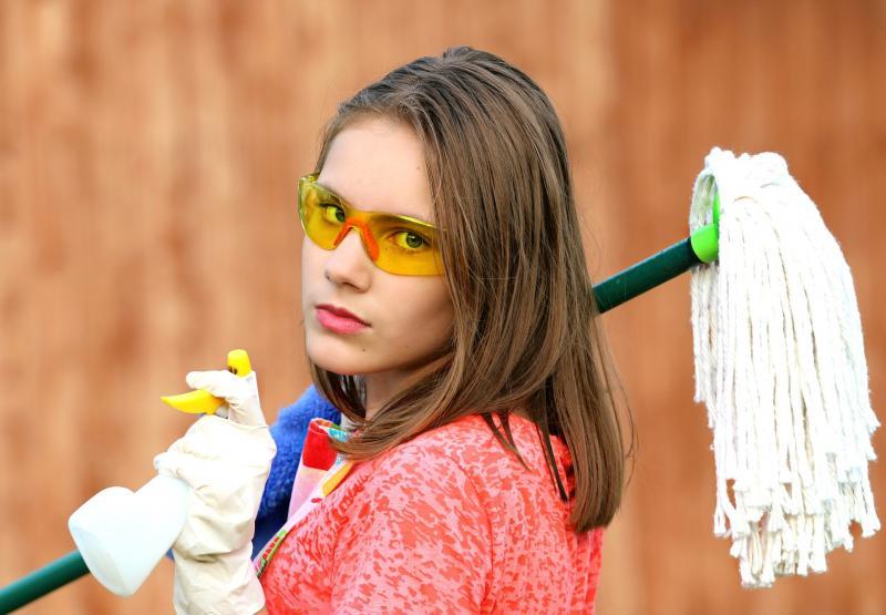 Секрет идеальной уборки