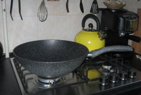 Вок Нева Металл Посуда