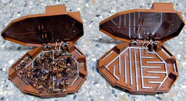 Электроловушка для насекомых