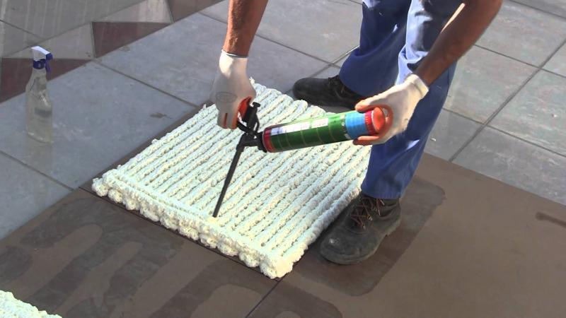 Отмываем монтажную пену с кожи рук в домашних условиях