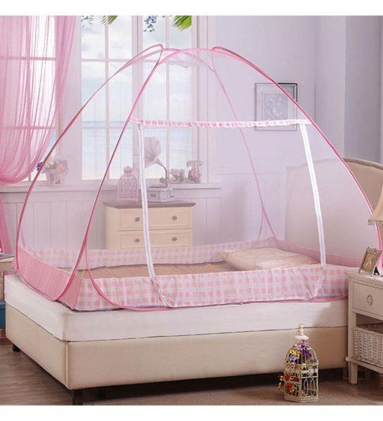 Москитная сетка на кровать
