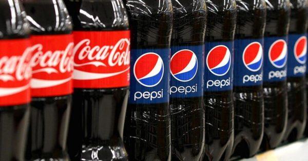 «Кола» и «Пепси»