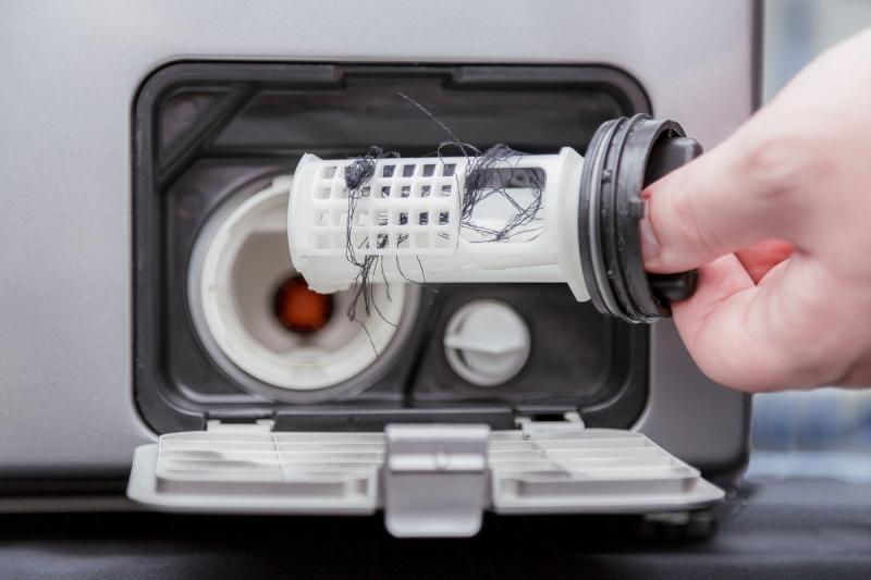 Как почистить фильтр в стиральной машинке своими руками?