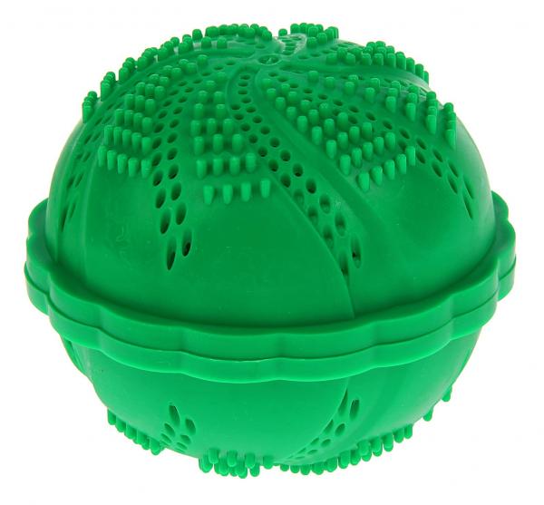 Турмалиновый шар зелёный