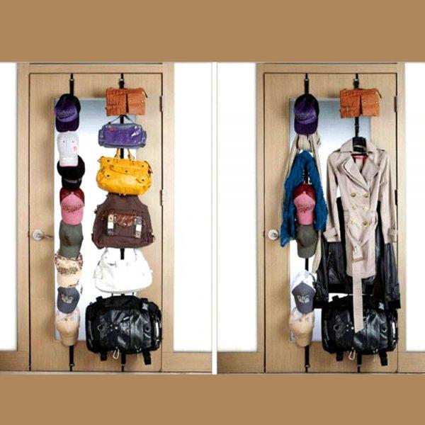 Хранение шляп в шкафу