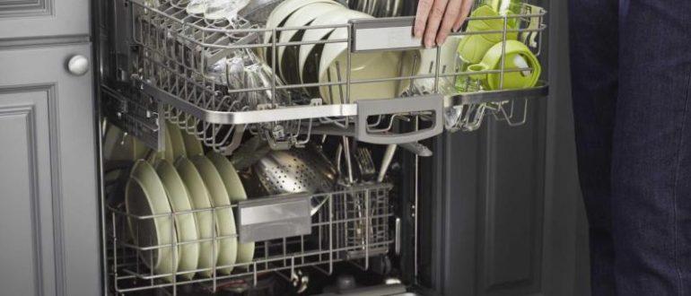 Посудомоечная машина - незаменимая помощница на кухне
