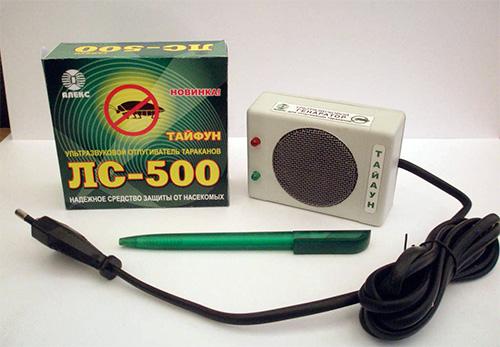 «Тайфун ЛС-500»