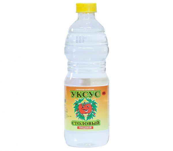 Уксус в бутылке