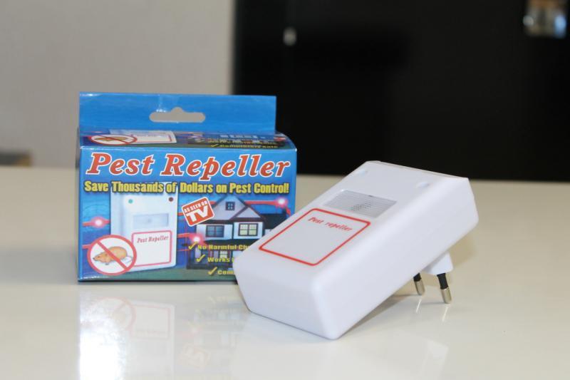 Электронные отпугиватели тараканов: ищем правду