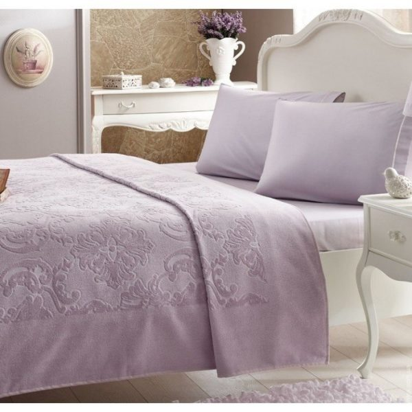 Махровое постельное бельё