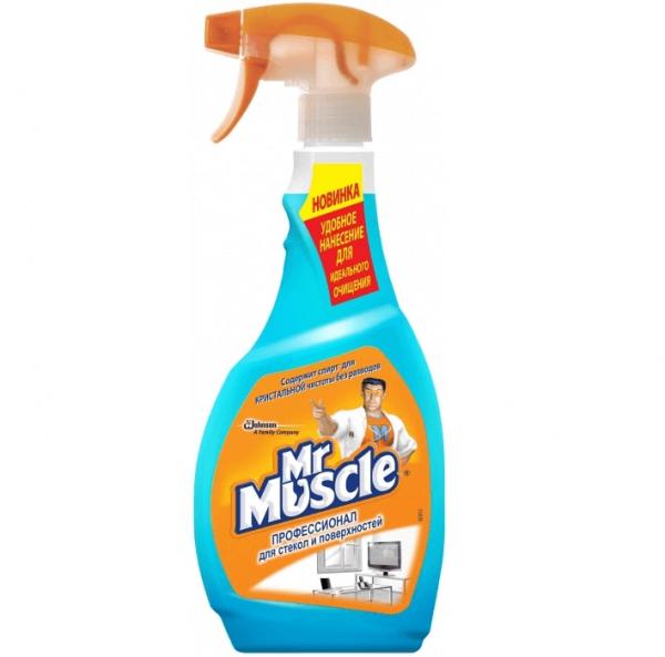 Средство для мытья стёкол