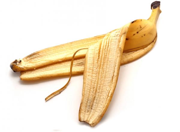Банановая шкурка