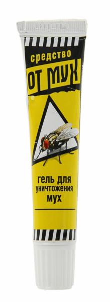 Гель с ядом для мух