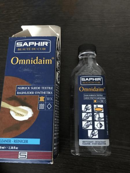 Saphir Omnidaim: жидкое средство