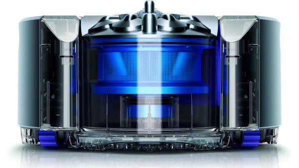 Dyson робот-пылесос