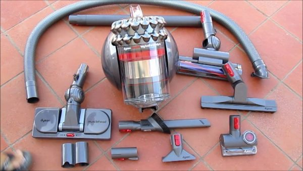 Dyson Cinetic Big Ball Animal Pro 2 комплектация