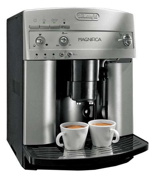 Кофемашина на две чашки