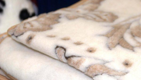 Открытое овечье одеяло