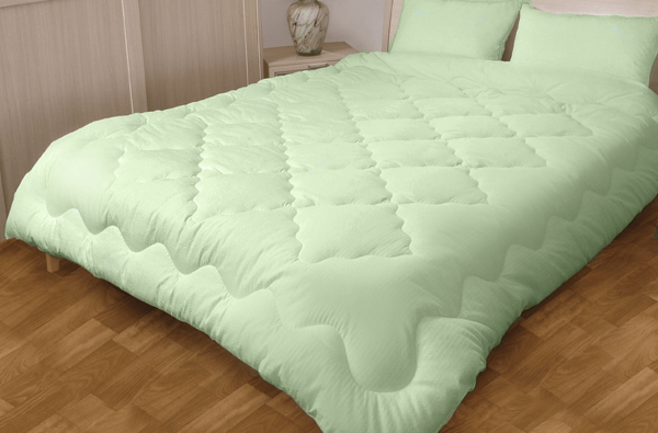 Каростёпное одеяло