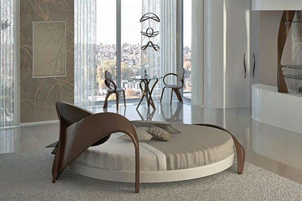 Кровать в стиле «Модерн»