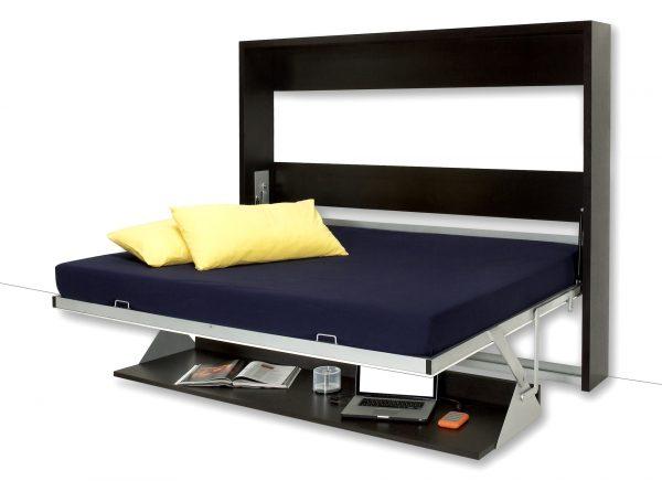 Стол-кровать: положение «двуспальная кровать»