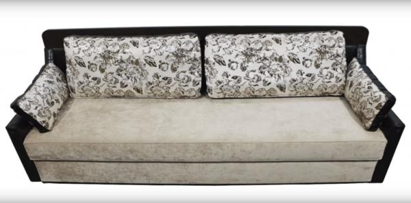 Диван-стол-кровать: положение «диван»