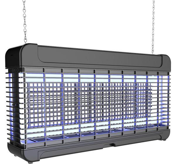 Электрическая ловушка-уничтожитель для мух
