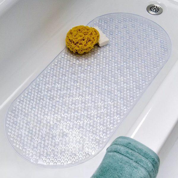 Резиновый коврик в ванну