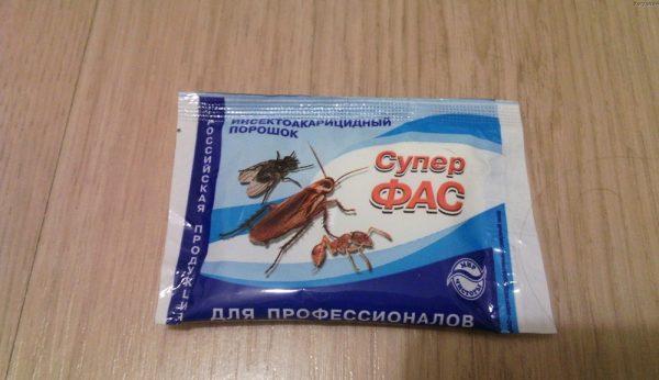 Инсектоакарицидный порошок «Супер ФАС»