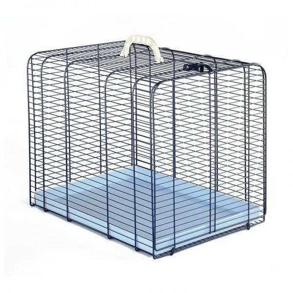 Клетка для транспортировки кошек