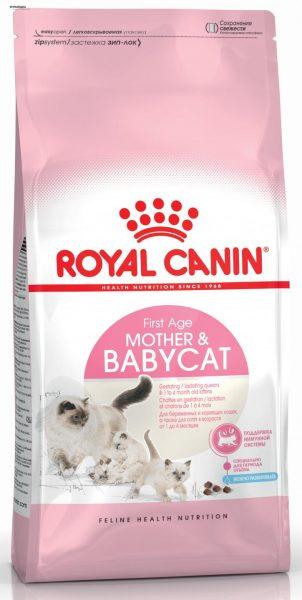 «Роял Канин» для котят, беременных и кормящих кошек